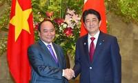 พัฒนาความสัมพันธ์เวียดนาม-ญี่ปุ่นอย่างเข้มแข็ง รอบด้านและจริงจัง