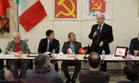 พรรคคอมมิวนิสต์อิตาลีจัดการสัมมนาเกี่ยวกับการปฏิวัติเวียดนาม
