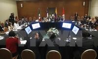สมาชิกทีพีพีผลักดันการผสมผสานทางเศรษฐกิจและการค้าระหว่างประเทศ