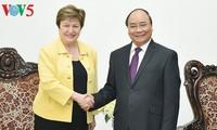 ธนาคารโลกจะร่วมมือและให้การช่วยเหลือเวียดนามพัฒนา