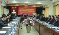 ประธานประเทศ เจิ่นด่ายกวางประชุมกับสำนักงานตรวจเงินแผ่นดิน