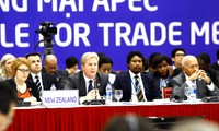 รัฐมนตรีหลายประเทศประชุมต่อไปเพื่อผลักดันข้อตกลงทีพีพี