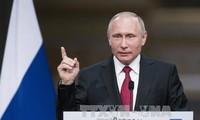 ประธานาธิบดีรัสเซียยืนยันว่า กองทัพซีเรียไม่ได้ใช้อาวุธเคมี