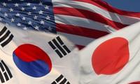 ญี่ปุ่น สหรัฐและสาธารณรัฐเกาหลีเตรียมจัดการประชุมไตรภาคี