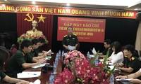 จะมีการจัดกิจกรรมต่างๆของเยาวชนกองทัพเวียดนาม ลาวและกัมพูชาอย่างคึกคัก
