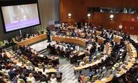 ECOSOC อนุมัติแถลงการณ์ระดับรัฐมนตรีเกี่ยวกับการแก้ไขปัญหาความยากจนและการพัฒนาอย่างยั่งยืน