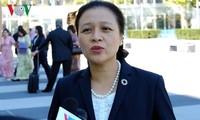 เวียดนามจะมีส่วนร่วมอย่างเข้มแข็งต่อกิจกรรมรักษาสันติภาพของสหประชาชาติ