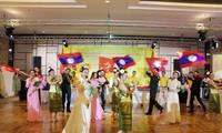 พิธีฉลองครบรอบ 72 ปีวันชาติเวียดนามและ 55 ปีการสถาปนาความสัมพันธ์ทางการทูตเวียดนาม-ลาว