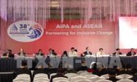 ปิดการประชุมไอป้า 38: พยายามมุ่งสู่ประชาคมอาเซียนอย่างแท้จริง