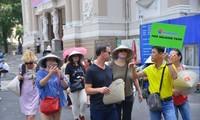 โครงการเดินเที่ยวฟรีสำหรับนักท่องเที่ยวชาวต่างชาติในกรุงฮานอย