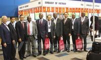 งานแสดงสินค้าอาเซียน-แอฟริกามีขึ้นเป็นครั้งแรก ณ แอฟริกาใต้