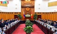 เวียดนามและสโลวาเกียผลักดันความร่วมมือด้านเศรษฐกิจให้พัฒนาขึ้นสู่ขั้นสูงใหม่