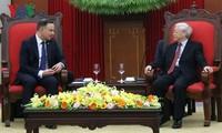 ผลักดันความสัมพันธ์ระหว่างเวียดนามกับโปแลนด์