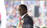 ประธานาธิบดีคนใหม่ของซิมบับเวยุบคณะรัฐมนตรี