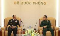 ผลักดันความร่วมมือที่กว้างลึกระหว่างกองทัพเรือเวียดนามกับอินโดนีเซีย