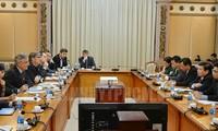 นครโฮจิมินห์ผลักดันความร่วมมือกับสมาคมสถานประกอบการยุโรป