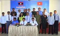 ความร่วมมือและการเป็นคู่มิตรระหว่างท้องถิ่นต่างๆของเวียดนาม-ลาว: นำไปสู่ความร่วมมือที่มีประสิทธิภาพ