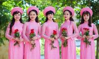 ประเภทของชุดประจำชาติ Ao dai (บทที่ 2)