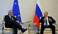 อียูเรียกร้องให้รัสเซียสถาปนาความร่วมมือด้านความมั่นคง