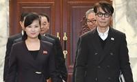 สาธารณรัฐเกาหลีส่งคณะศิลปิน 160 คนไปยังเปียงยาง