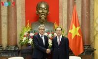 เวียดนามและมองโกเลียผลักดันความสัมพันธ์ร่วมมือตามกลไกพหุภาคี