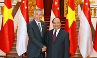 พลังขับเคลื่อนใหม่ให้แก่ความสัมพันธ์หุ้นส่วนยุทธศาสตร์เวียดนาม-สิงคโปร์