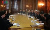 โรมาเนียมีความประสงค์ที่จะผลักดันความสัมพันธ์ในทุกด้านกับเวียดนาม