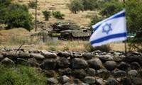 """ซีเรียและอิสราเอล """"ตอบโต้"""" ด้วยขีปนาวุธ"""