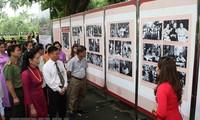 """รำลึกครบรอบ """"60 ปีบ้านยกพื้นประธานโฮจิมินห์ในบริเวณทำเนียบประธานประเทศ"""""""