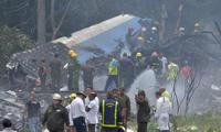 อุบัติเหตุเครื่องบินตกในคิวบา: มีผู้รอดชีวิต 3 คนจากจำนวนทั้งหมด 110 คน