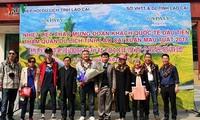 นักท่องเที่ยวต่างชาติที่เดินทางมาเที่ยวเวียดนามบรรลุกว่า 6.7 ล้านคน