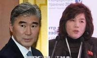สหรัฐและสาธารณรัฐประชาธิปไตยประชาชนเกาหลีเสร็จสิ้นการเจรจาระดับผู้เชี่ยวชาญครั้งที่ 2
