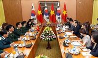 สาธารณรัฐเกาหลีให้ความสำคัญต่อสถานะและบทบาทเป็นศูนย์กลางของเวียดนามในอาเซียน