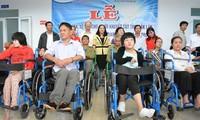 เวียดนามผลักดันและค้ำประกันสิทธิของคนพิการ
