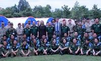 สหประชาชาติเลือกเวียดนามเป็นสถานที่ฝึกอบรมกองกำลังรักษาสันติภาพระหว่างประเทศ