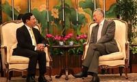 มุ่งมั่นพัฒนาความสัมพันธ์หุ้นส่วนยุทธศาสตร์สิงคโปร์-เวียดนาม