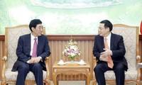 ผลักดันการค้าเวียดนาม-จีนให้พัฒนาอย่างสมดุลและยั่งยืน