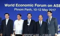 เวียดนามจะต้อนรับผู้นำหลายประเทศที่เข้าร่วมฟอรั่มเศรษฐกิจโลกเกี่ยวกับอาเซียน