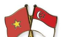 ผลักดันความสัมพันธ์เวียดนาม-สิงคโปร์ให้พัฒนามากขึ้น