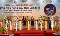 งานแสดงสินค้า Top Thai Brands Hanoi 2018