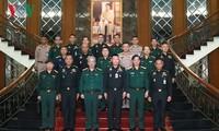 การประชุมร่วมคณะกรรมการความมั่นคง กลาโหมไทย-เวียดนามครั้งที่ 2