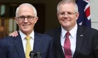 ออสเตรเลียมีนายกรัฐมนตรีคนใหม่