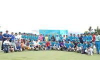 การแข่งขันกอล์ฟสานสัมพันธ์ชมรมชาวเวียดนามในประเทศไทย