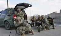 สหรัฐประกาศยุติระงับการซ้อมรบบนคาบสมุทรเกาหลี