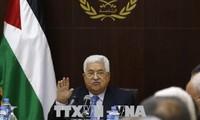 ประธานาธิบดีปาเลสไตน์: สหรัฐกำลังทำลายกระบวนการสันติภาพในตะวันออกกลาง