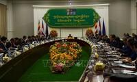 รัฐบาลชุดใหม่ของกัมพูชาให้ความสนใจเป็นอันดับต้นๆในการรักษาสันติภาพและการพัฒนา