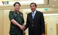 กัมพูชาให้ความสำคัญต่อความสามัคคี สัมพันธไมตรีที่ยาวนานและความร่วมมือในทุกด้านกับเวียดนาม