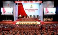 เปิดการประชุมใหญ่สหภาพแรงงานเวียดนามสมัยที่ 12