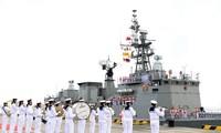 อาเซียน-จีนเสร็จสิ้นการฝึกซ้อมร่วมทางทะเล