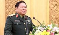 ผลักดันความร่วมมือด้านกลาโหมเวียดนาม-จีนให้พัฒนาเข้าสู่ส่วนลึกและยั่งยืน